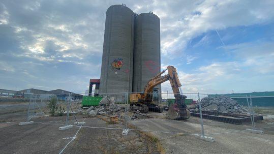 Recyclage déchet démolition Le Havre